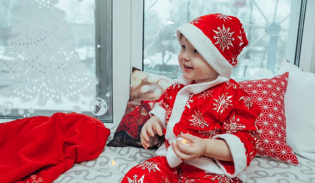 Новый год в детском центре «Кроха»